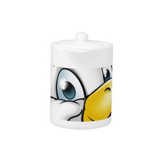 Cartoon Chicken Rooster Character
