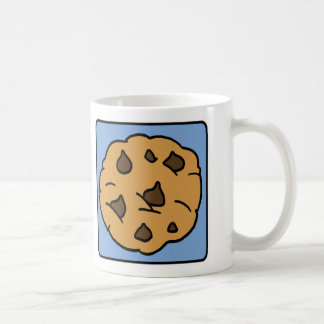 Cartoon Clip Art Chocolate Chip Cookie Dessert Mugs