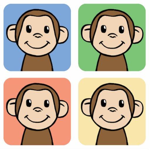 happy monkey clip art - photo #37