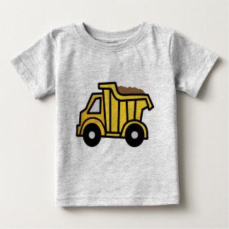 Cartoon Clip Art with a Construction Dump Truck Tee Shirts