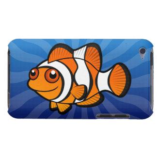Cartoon Clownfish iPod Touch Case-Mate Case