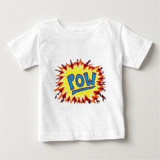 Cartoon & Comics Sound Effect POW! T-shirt