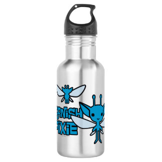 Cartoon Cornish Pixie Character Art 532 Ml Water Bottle