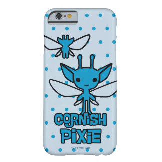 Cartoon Cornish Pixie Character Art Barely There iPhone 6 Case