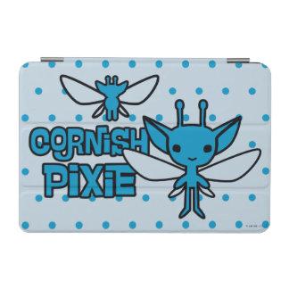 Cartoon Cornish Pixie Character Art iPad Mini Cover