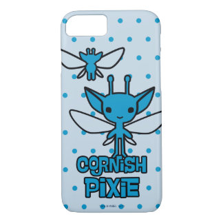 Cartoon Cornish Pixie Character Art iPhone 8/7 Case