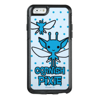 Cartoon Cornish Pixie Character Art OtterBox iPhone 6/6s Case