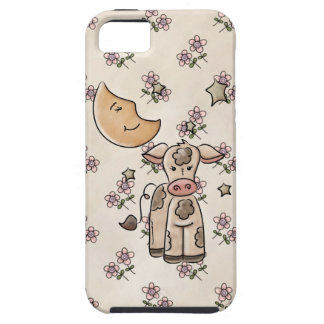 Cartoon Cow iphone case mate Vibe 5