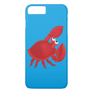 Cartoon crab iPhone 7 plus case