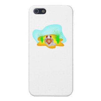 Cartoon Crab iPhone 5 Cases