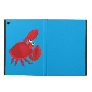 Cartoon crab powis iPad air 2 case