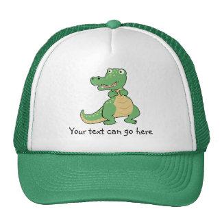 Cartoon Crocodile Hat