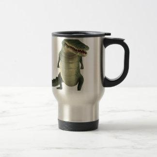 Cartoon Crocodile Coffee Mug