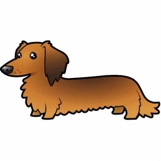 Cartoon Dachshund Dog Breeds Picture