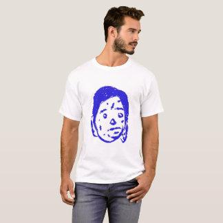 Cartoon design handmade painting T-Shirt