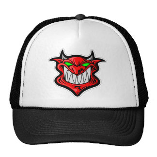 Cartoon Devil Cap