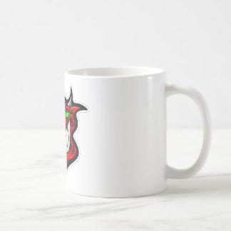 Cartoon Devil Coffee Mug