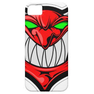 Cartoon Devil iPhone 5 Case