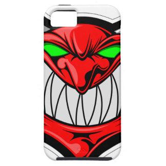 Cartoon Devil Tough iPhone 5 Case