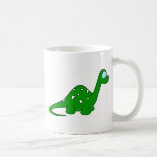 Cartoon Dinosaur Coffee Mug