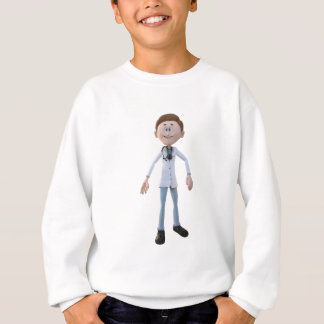 Cartoon Doctor Sweatshirt