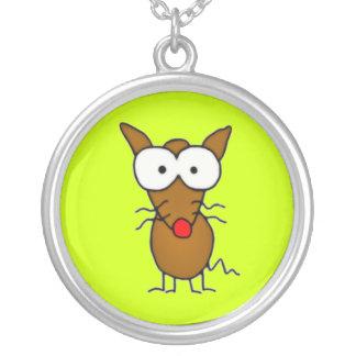 Cartoon Dog Custom Necklace