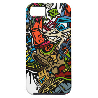 Cartoon Doodle - Imagination iPhone iPhone 5 Cases