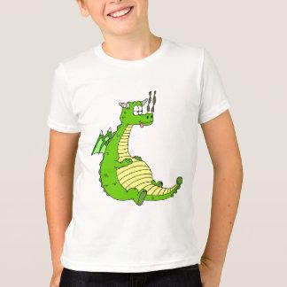 Cartoon Dragon: Full T-Shirt