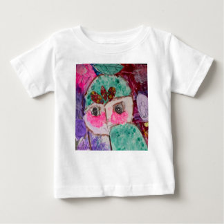 Cartoon drama face baby T-Shirt