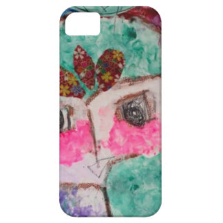 Cartoon drama face case for the iPhone 5