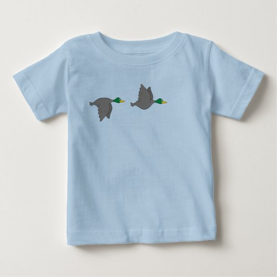 Cartoon Ducks - Critter Baby T-Shirt