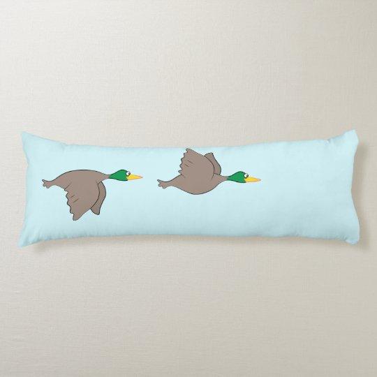 Cartoon Ducks - Critter Body Cushion