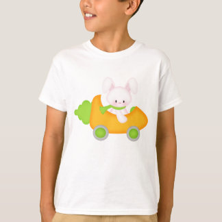 Cartoon Easter Bunny Holiday Kids t-shirt