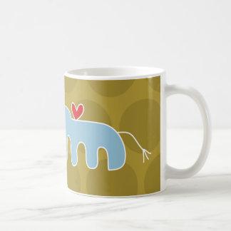Cartoon Elephant Kid Cute Fun Custom Gift Mug