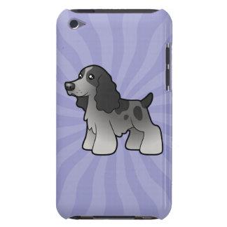 Cartoon English Cocker Spaniel Case-Mate iPod Touch Case