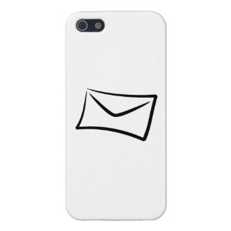 Cartoon Envelope Cover For iPhone 5