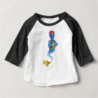 Cartoon Evil Aladdin Genie Baby T-Shirt