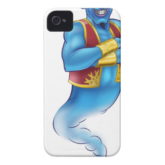 Cartoon Evil Aladdin Genie iPhone 4 Covers