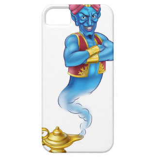 Cartoon Evil Aladdin Genie iPhone 5 Cover