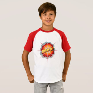 Cartoon Explosion T-Shirt