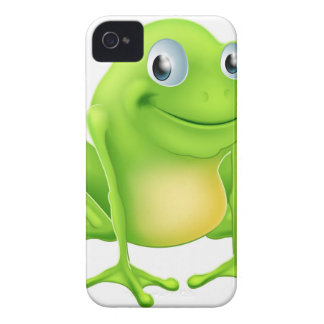 Cartoon frog character iPhone 4 cover