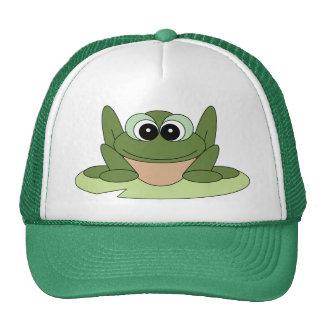 Cartoon Frog Hat