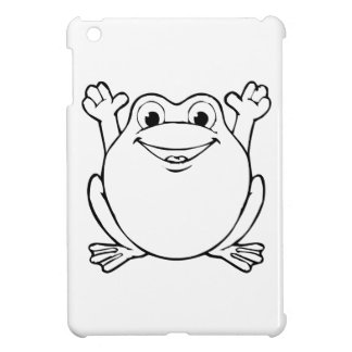 Cartoon Frog Cover For The iPad Mini