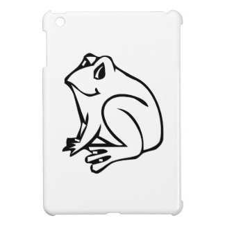 Cartoon Frog iPad Mini Covers