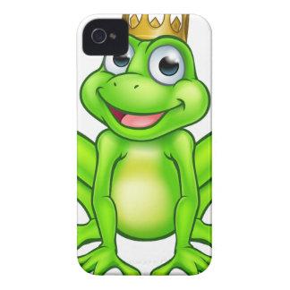 Cartoon Frog Prince iPhone 4 Case