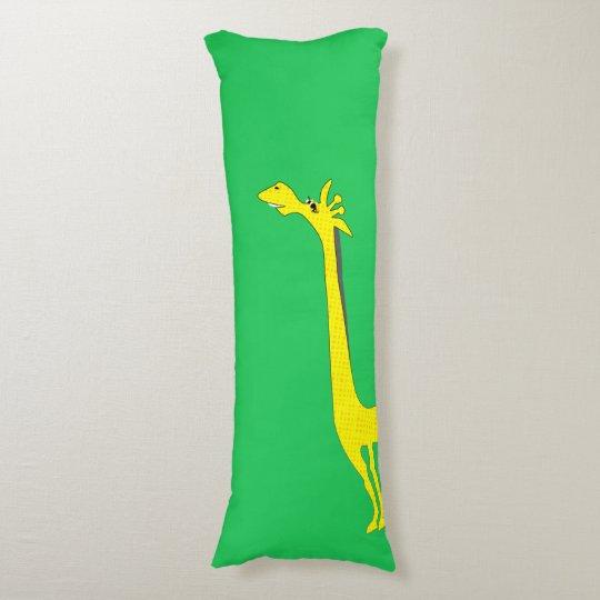 Cartoon Giraffe - Critter Body Cushion