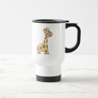 Cartoon Giraffe Coffee Mugs