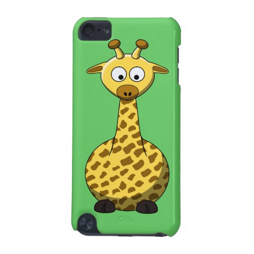 Cartoon Giraffe Speck Case iPod Touch (5th Generation) Covers