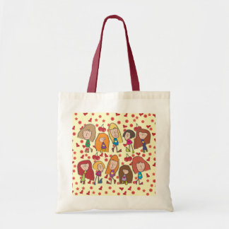 Cartoon Girls Bag