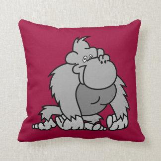 Cartoon Gorilla Cushions
